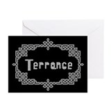 """Celtic Knots Terrance"" Greeting Cards (Package of"