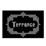 """Celtic Knots Terrance"" Postcards (Package of 8)"