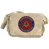 Freemasons. A Band of Brothers Messenger Bag