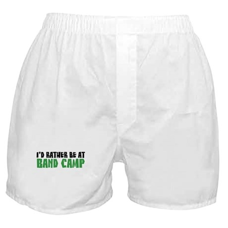 Band Camp Boxer Shorts