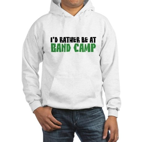 Band Camp Hooded Sweatshirt