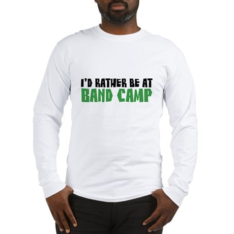 Band Camp Long Sleeve T-Shirt
