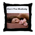 French Flavors,Love's True Awaken,ing,Throw Pillow