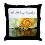 French Flavors,We Belong Together,Throw Pillow