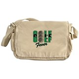 Golf Fever Messenger Bag