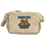 Palin Pie (Moose Berry Pie) Messenger Bag