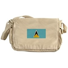Saint Lucia Messenger Bag