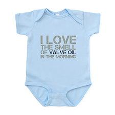 Valve Oil Infant Bodysuit