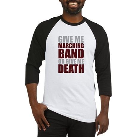 Band or Death Baseball Jersey