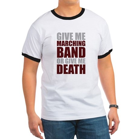 Band or Death Ringer T