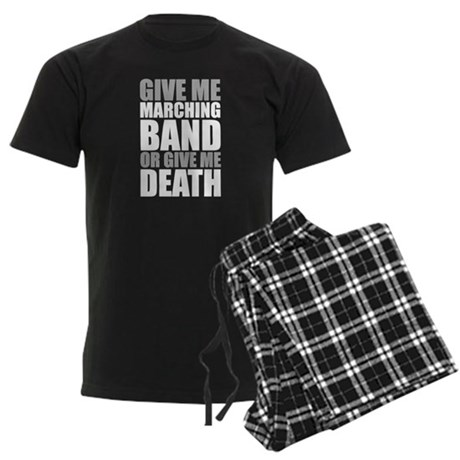 Band or Death Men's Dark Pajamas