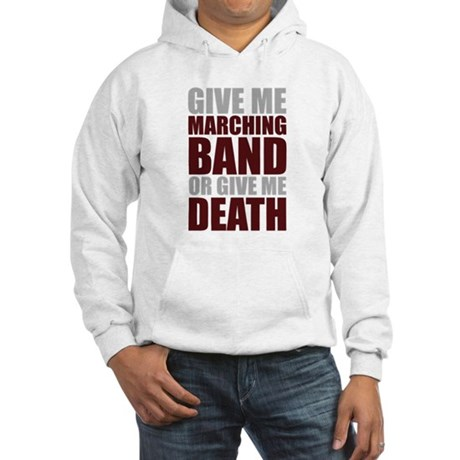 Band or Death Hooded Sweatshirt