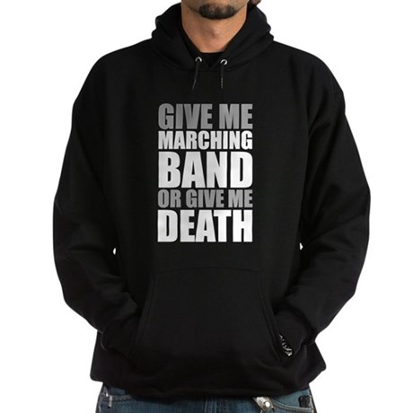 Band or Death Hoodie (dark)