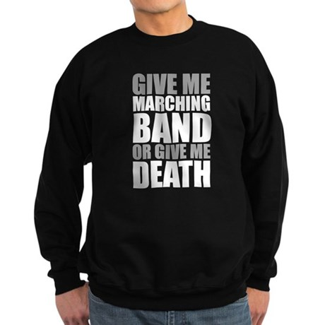 Band or Death Sweatshirt (dark)