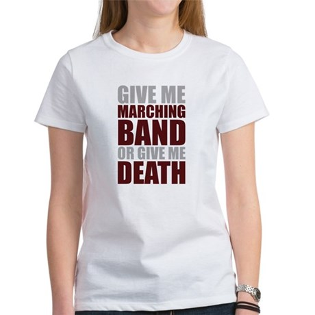 Band or Death Women's T-Shirt