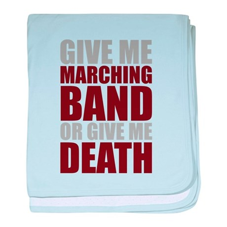Band or Death baby blanket