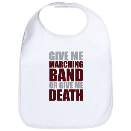 Band or Death Bib