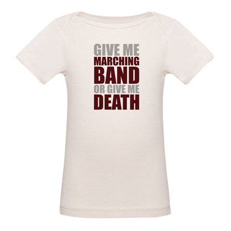 Band or Death Organic Baby T-Shirt
