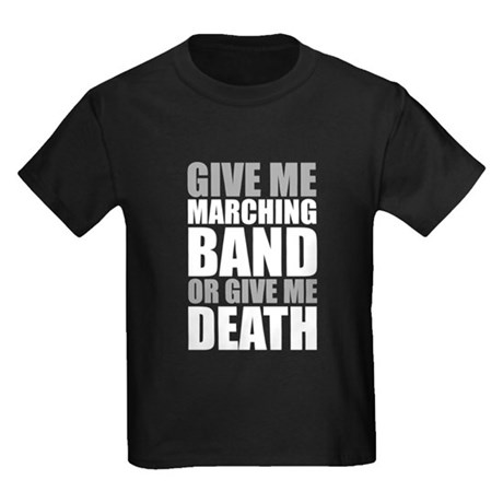 Band or Death Kids Dark T-Shirt