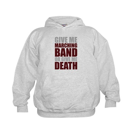 Band or Death Kids Hoodie