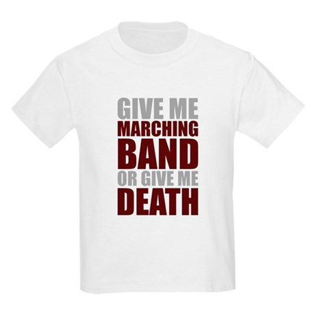 Band or Death Kids Light T-Shirt