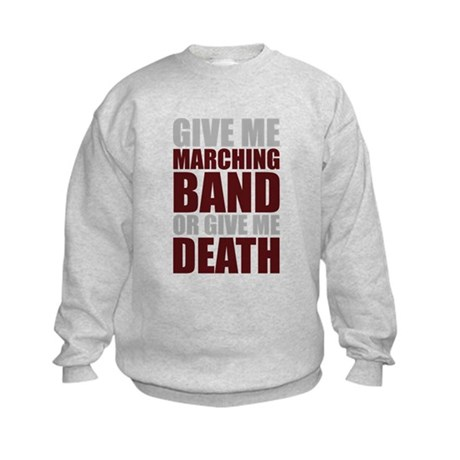Band or Death Kids Sweatshirt