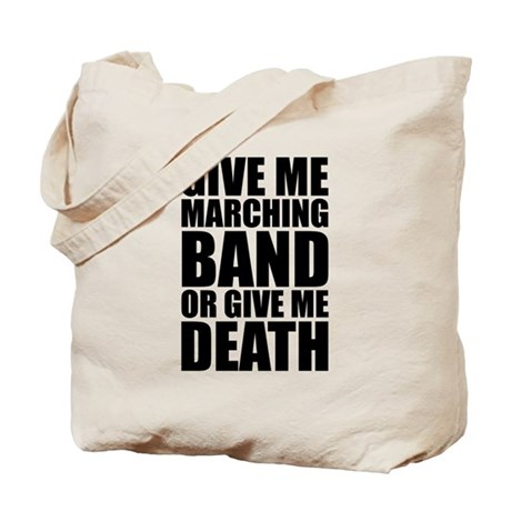 Band or Death Tote Bag