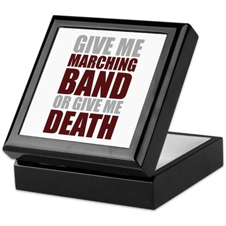 Band or Death Keepsake Box