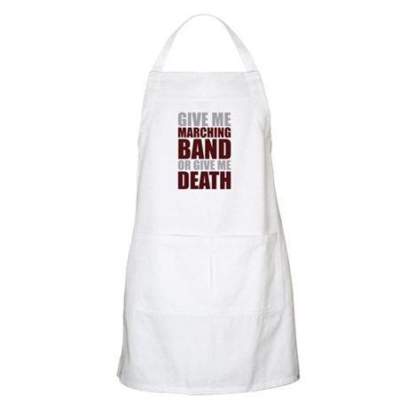 Band or Death Apron