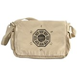 Lost dharma Messenger Bag