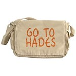 Go To Hades Messenger Bag
