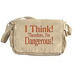 I Think! Messenger Bag