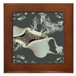 Ode to Coffee Framed Tile