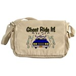 Ghost Ride It Messenger Bag