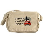 Champion Furniture Racer Messenger Bag