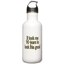 Cool Over the hill Water Bottle