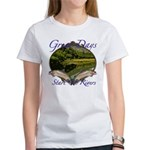Trout Fishing Women's T-Shirt