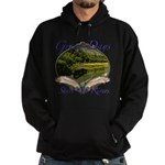Trout Fishing Hoodie (dark)
