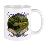 Trout Fishing Mug