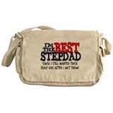 Best StepDad Messenger Bag