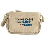 Father of the Groom Messenger Bag