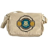 Connecticut Water Polo Messenger Bag