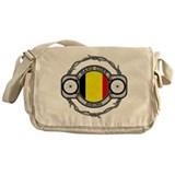 Belgium Biking Messenger Bag