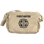 Firefighter Messenger Bag