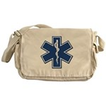 EMT Rescue Messenger Bag