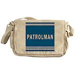 Patrolman Blues Messenger Bag