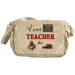Teachers Do It With Class Messenger Bag