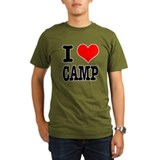 I Heart (Love) Camp T-Shirt