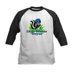 Little Stinker Trevor Kids Baseball Jersey