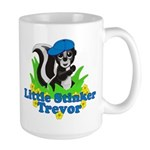 Little Stinker Trevor Large Mug